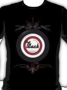 Flat Black T-Shirt