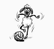 Sheep Footie Unisex T-Shirt