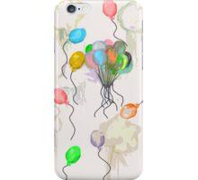 Balloons - Minimalist iPhone Case/Skin