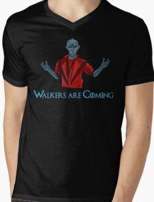Funny White Walkers Thriller!  Mens V-Neck T-Shirt