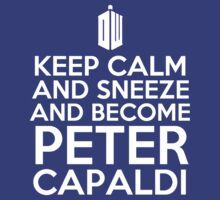 have you ever sneezed so hard that you became peter capaldi? by valeriabald