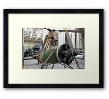Some Ideas Hardly Get Off The Ground Framed Print