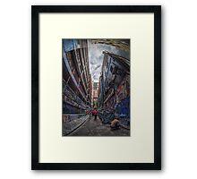 Rutledge Lane Framed Print