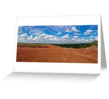 Mount Dulles, 1 Mile from Dulles Airport, VA Greeting Card