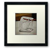 Ice Cube - 4 Framed Print