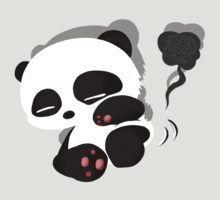 wackjob cuties: panda FART by wackjobcuties