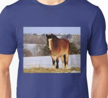 On top of the hill Unisex T-Shirt