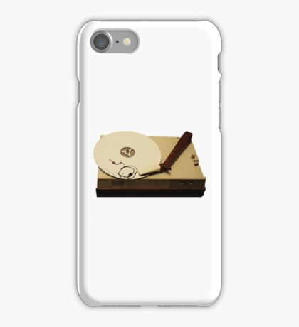 gypsy cloud vinyl iPhone Case/Skin