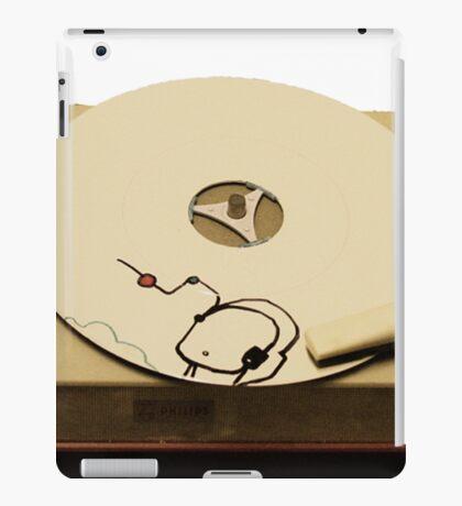 gypsy cloud vinyl iPad Case/Skin
