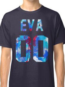 EVA-00 Revision (Neon Genesis Evangelion) Classic T-Shirt