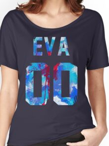 EVA-00 Revision (Neon Genesis Evangelion) Women's Relaxed Fit T-Shirt