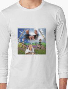 Bush x Milk Collaboration Long Sleeve T-Shirt