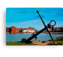North Berwick Canvas Print