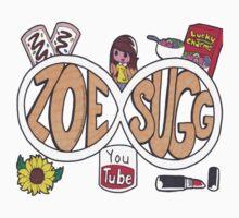Zoe Sugg Infinity by Drawingsbymaci