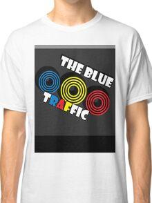 Blue Traffic Classic T-Shirt