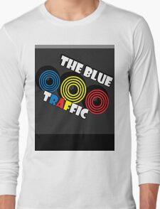 Blue Traffic Long Sleeve T-Shirt