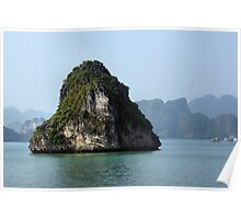 Ha Long Bay, Vietnam Poster