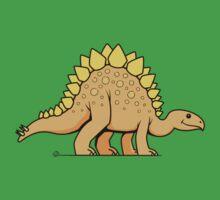 DinoKids Stegosaurus 01 Kids Tee