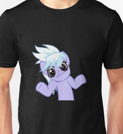 Cloudchaser Shrug Pony Unisex T-Shirt