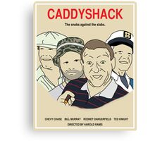 Caddyshack Movie Poster Canvas Print
