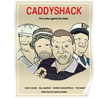 Caddyshack Movie Poster Poster