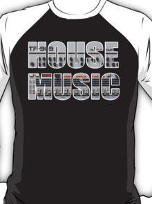 TR909 House Music T-Shirt