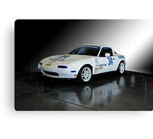 1991 Mazda Miata SCCA Spec Car Canvas Print