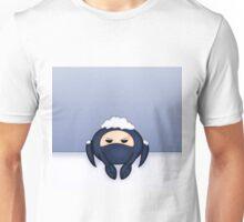 Blu Spycrab Hates Snow Unisex T-Shirt
