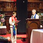 0525  Rev Dr Margaret Mayman's Induction  by Pitt Street  Uniting Church, Sydney
