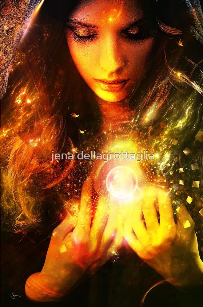 Magic Apprentice by Jena DellaGrottaglia