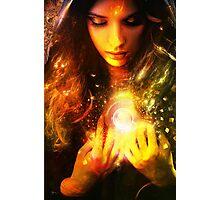 Magic Apprentice Photographic Print