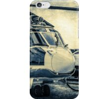 H225 Helicopter iPhone Case/Skin
