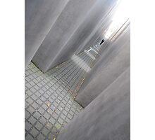 Berlin Holocaust Memorial Photographic Print