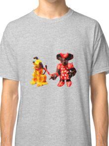 Minnie & Pluto Classic T-Shirt