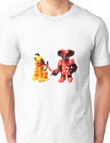 Minnie & Pluto Unisex T-Shirt