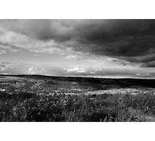 Ilkley Moors Photographic Print