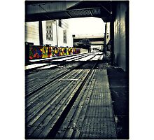Going Somewhere Photographic Print