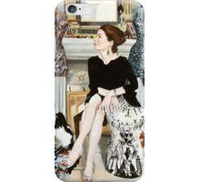 Lotty Weston at Weardowney iPhone Case/Skin