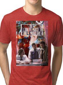 Supernatural - My bloody Valentine Tri-blend T-Shirt