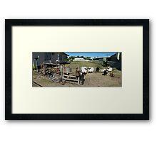 Winton Queensland  Framed Print
