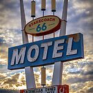 Stagecoach Motel by Trevor Middleton