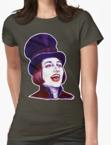 Wonka by Indigo East Womens Fitted T-Shirt
