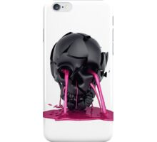 Fractured Skull iPhone Case/Skin