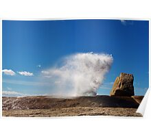Blow hole Poster