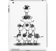 Teamwork iPad Case/Skin