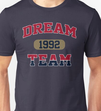 "VICTRS ""Dream Team"" Unisex T-Shirt"