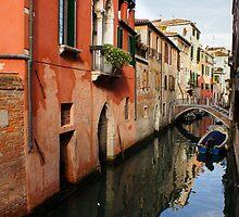 La Serenissima - the Most Serene - Venice Italy by Georgia Mizuleva