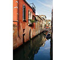 La Serenissima - the Most Serene - Venice Italy Photographic Print