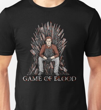 Dexter'rs Throne Unisex T-Shirt