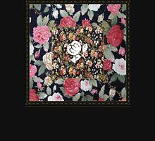 Fleetwood Mac Floral Zipped Hoodie